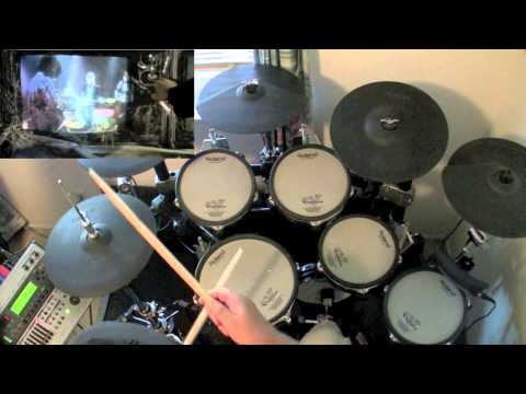 You Got Lucky - Tom Petty & The Heartbreakers (Drum Cover)