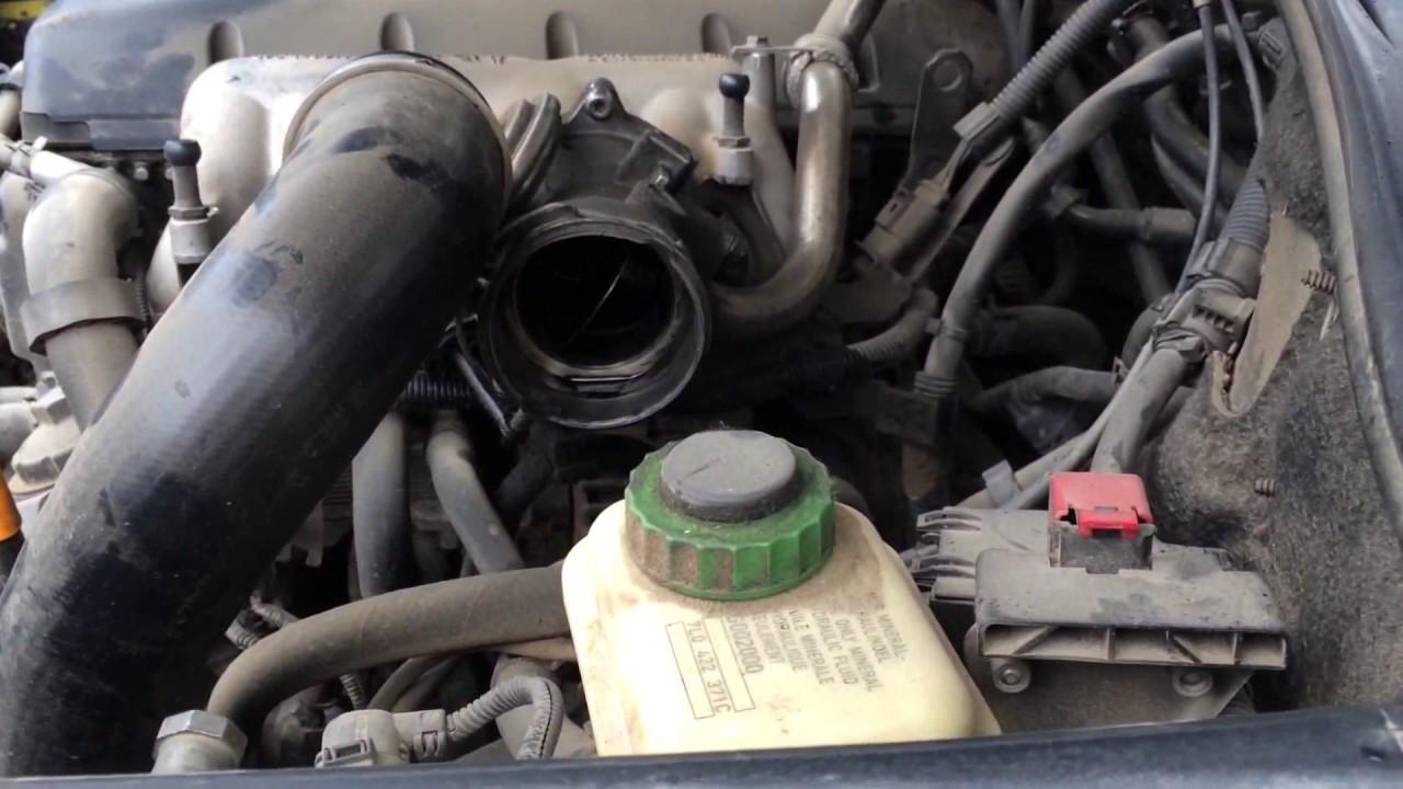 Volkswagen Touareg 2.5 TDI R5 замена распредвала без спец инструмента