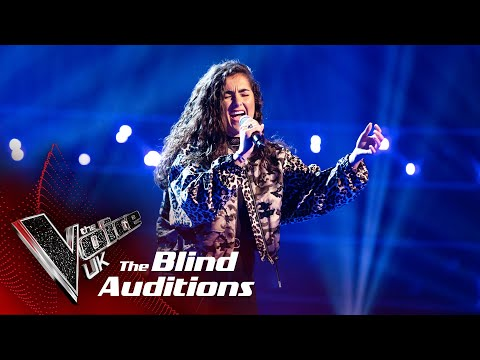Brooke Scullion's 'Bruises' | Blind Auditions | The Voice UK 2020