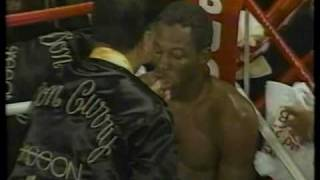 Mike McCallum KO5 Donald Curry Part 5/6 (The Fight)