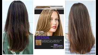 L'Oreal Frost & Design | Balayage Hair Fail?