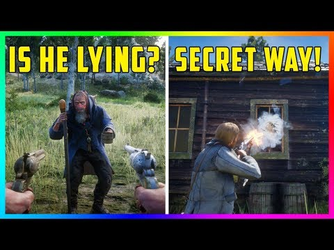 10 Useful Things To Know That Will Make You A Much Better Outlaw In Red Dead Redemption 2! (RDR2)