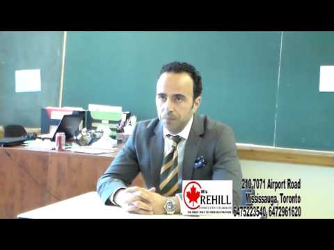 A MESSAGE FROM MR.RENAUD DERY -  CANADIAN IMMIGRATION LAWYER