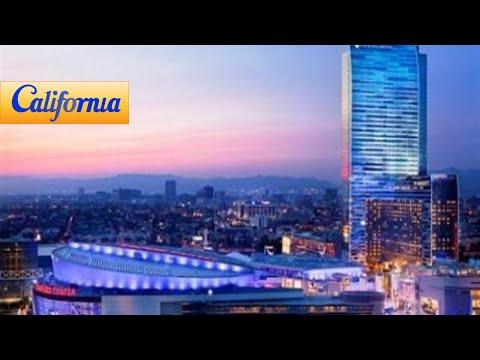 Jw Marriott Los Angeles L A Live Hotels California
