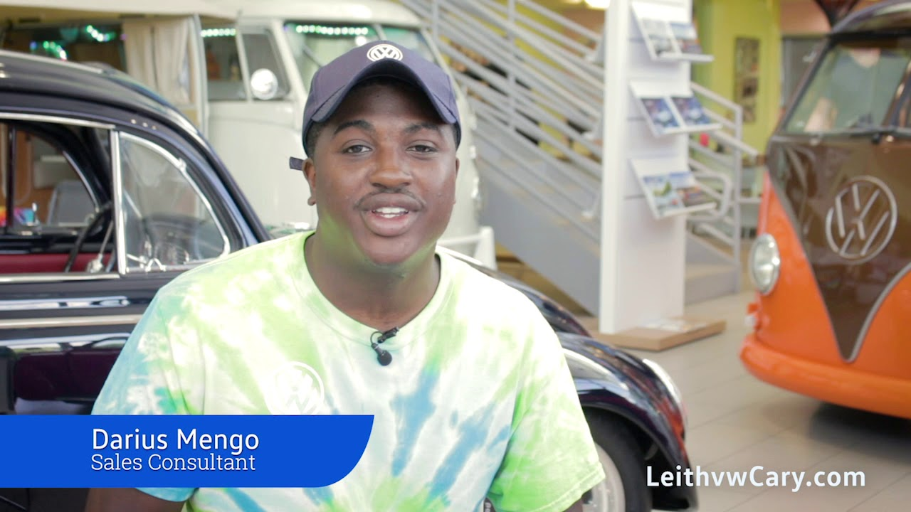 Leith Vw Cary >> Darius Mengo Sales Consultant Leith Volkswagen Cary