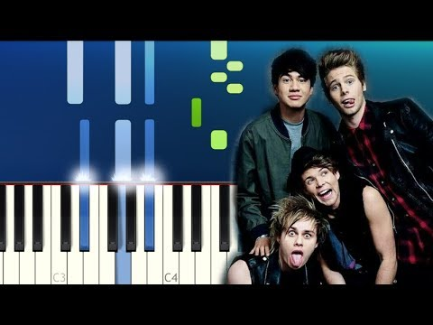 5 Seconds of Summer - The Only Reason (Piano Cover) - music