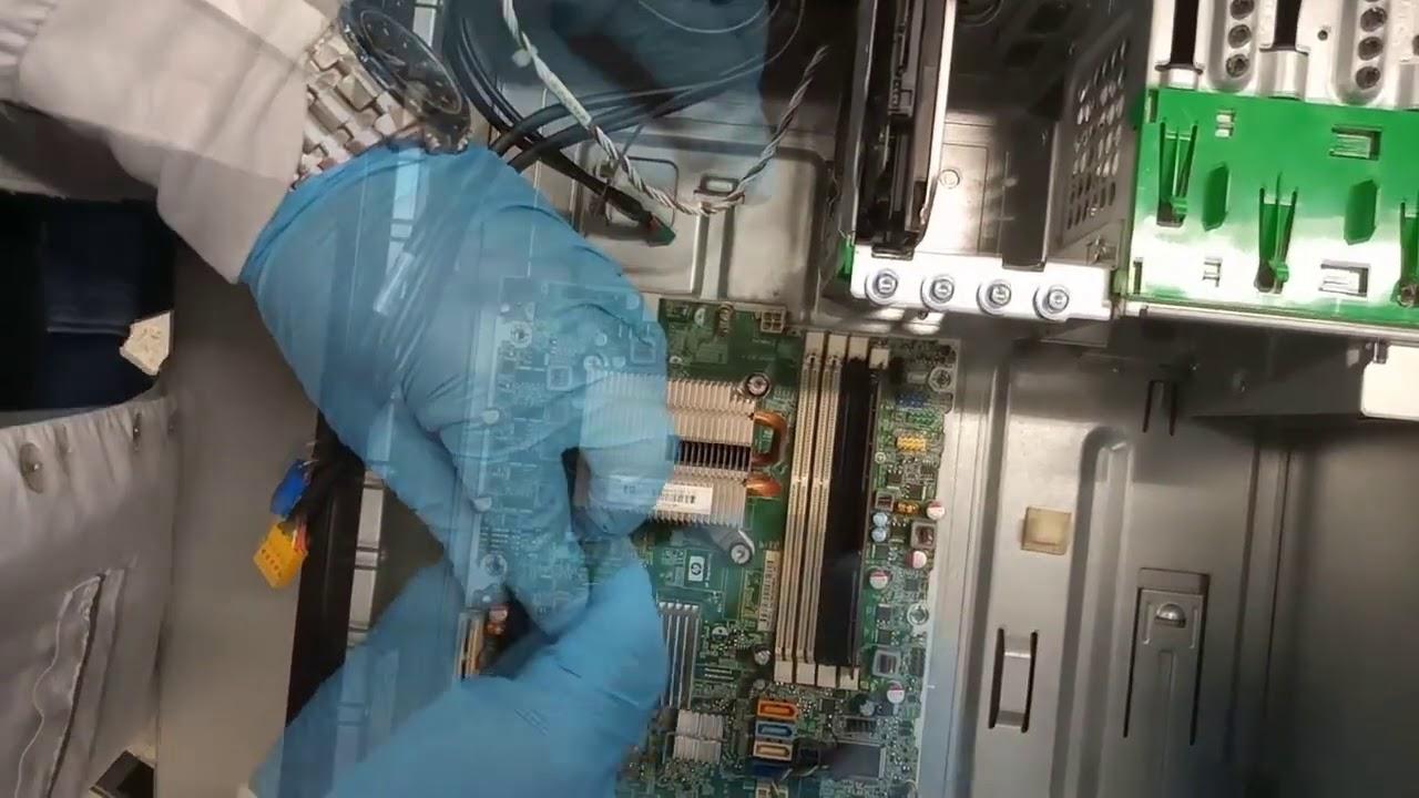Download DESENSAMBLE ENSAMBLE HP Compaq 6005 Pro