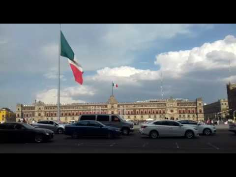 Mexico City Zocalo World's Famous Tourist Attractions of 2017