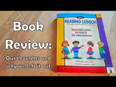 The Reading Lesson Book Review