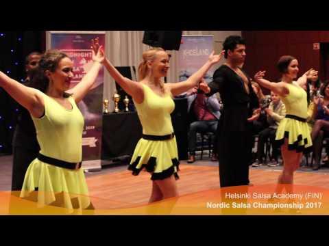 Nordic Salsa Championship 2017 - Helsinki Salsa Academy (FIN)