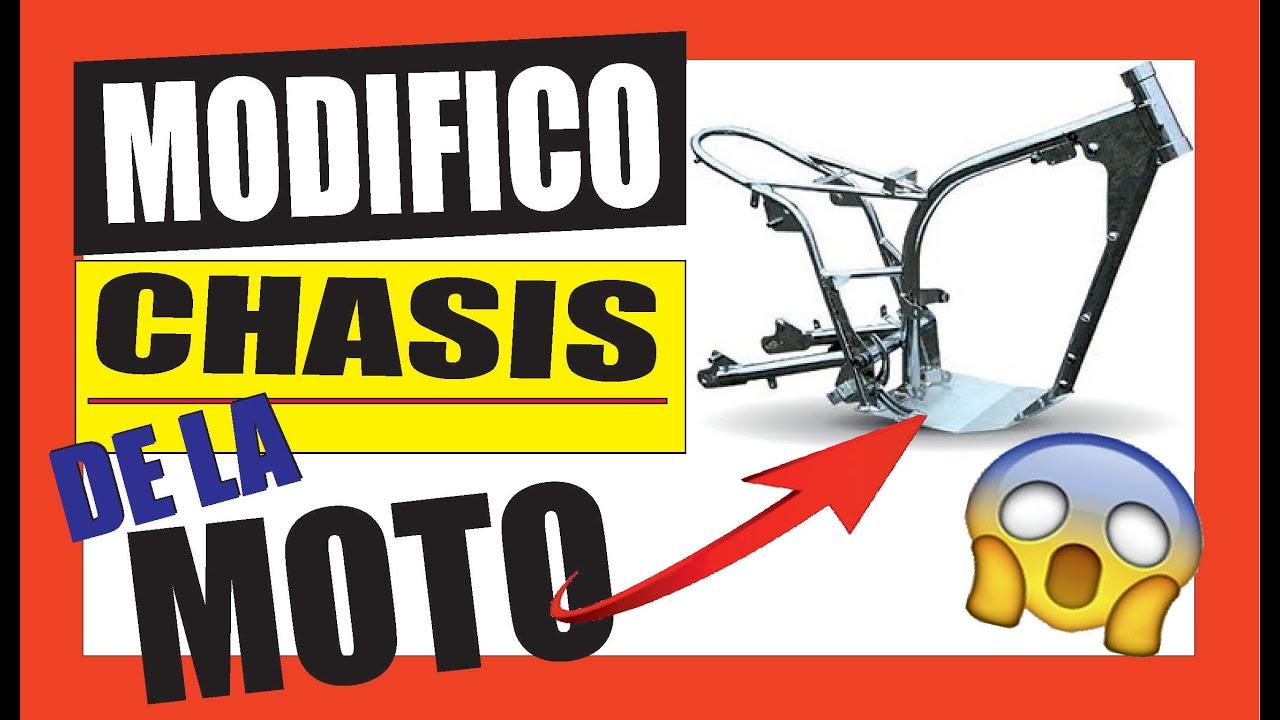 Dorable Cómo Construir Un Marco De Motocicleta Motivo - Ideas ...
