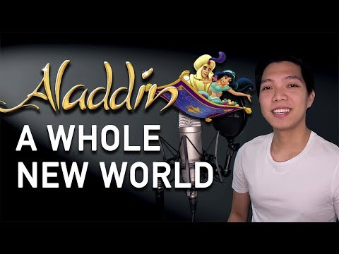 A Whole New World (Aladdin Part Only - Instrumental)
