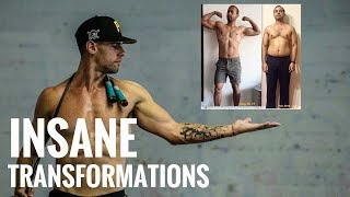 Insane Jump Rope Transformations