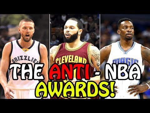 THE ANTI - NBA AWARDS!