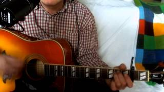 Sie liebt dich ~ The Beatles 50 Jahre Jubiläum ~ Cover Akustikgitarre Epiphone Dove Pro