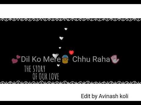 Tu Paas Itne Mere   WhatsApp status   lyrical video love song's
