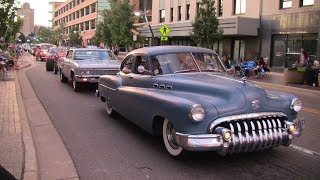 Cruise The Gut Part 1 From Battle Creek Michigan 8/12/17