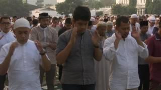 منوعات الآن | شاهد أجواء العيد في #اندونيسيا
