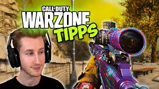 12 WARZONE TIPPS die du BRAUCHST (Call of Duty: Warzone Battle Royale)