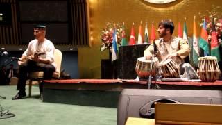 Khurshed Alidodov In UN (Nowruz Celebration)