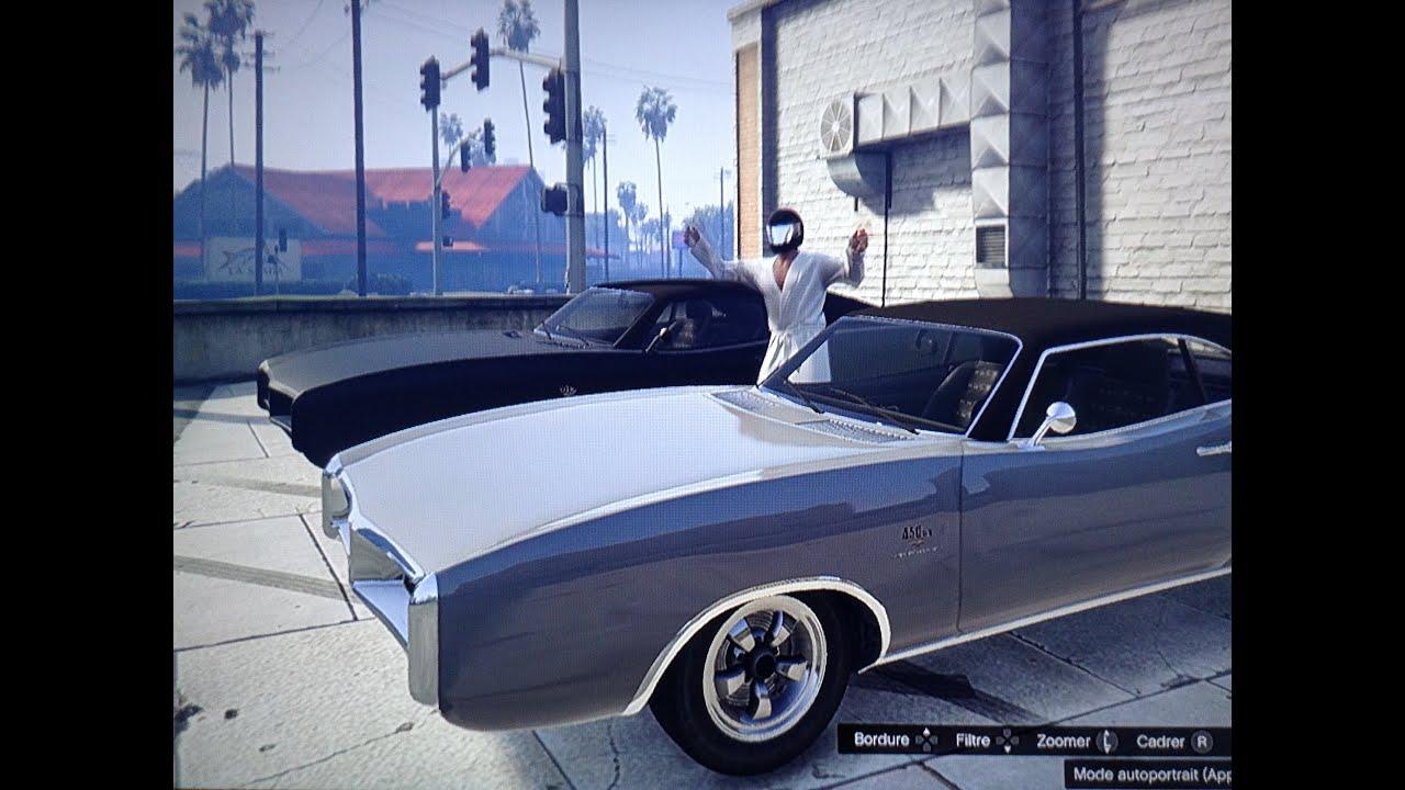Vehicule Rare 3 Comment Trouver La Imponte Dukes Sur GTA V Online