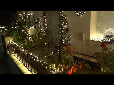 Περισσότερα από 6000 φωτάκια διακοσμούν σπίτι στα Χανιά!