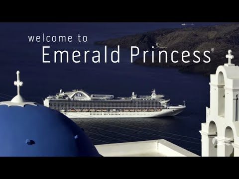 Explore The Emerald Princess Cruise Ship | Princess Cruises