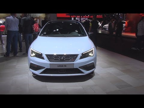 SEAT Leon FR Black Matt Edition (2020) Exterior And Interior
