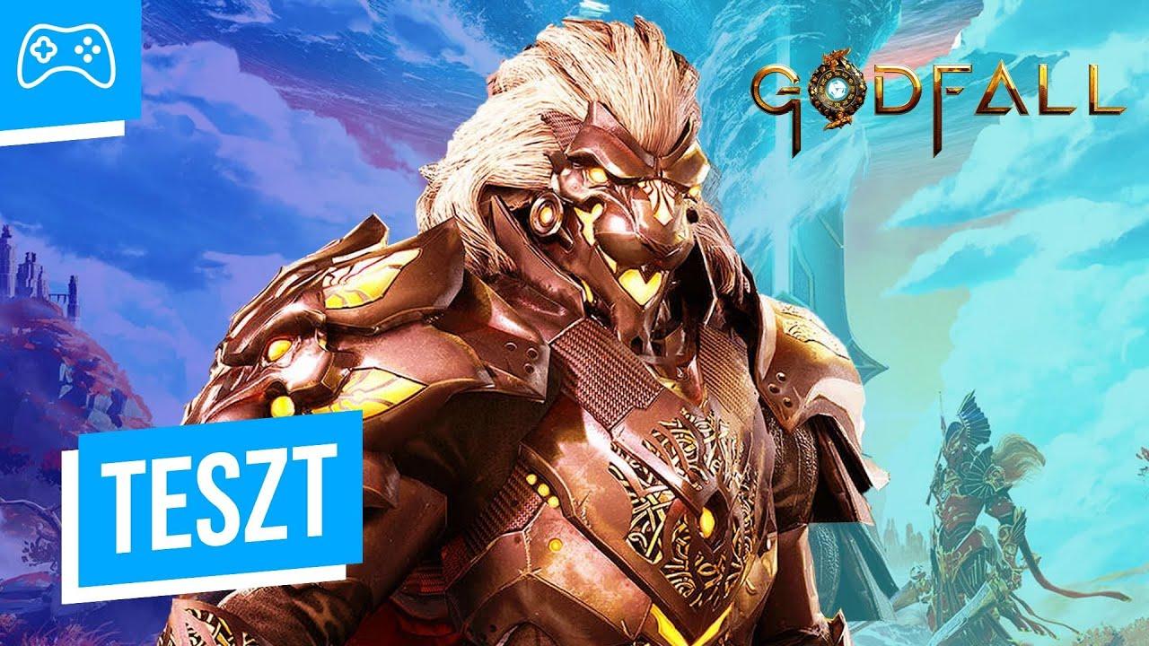 Korántsem isteni 🦁 Godfall teszt 🎮 GameStar