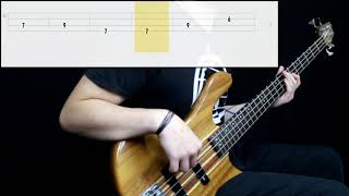 Molotov - Cerdo (Bass Cover) (Play Along Tabs In Video)