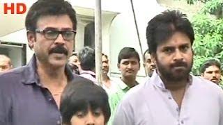 Gopala Gopala Movie Launch Video    Pawan Kalyan    Venkatesh    Shreya Saran
