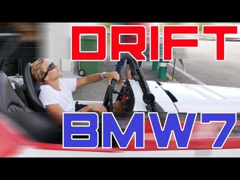 BMW 730 Melhor drift em Portugal