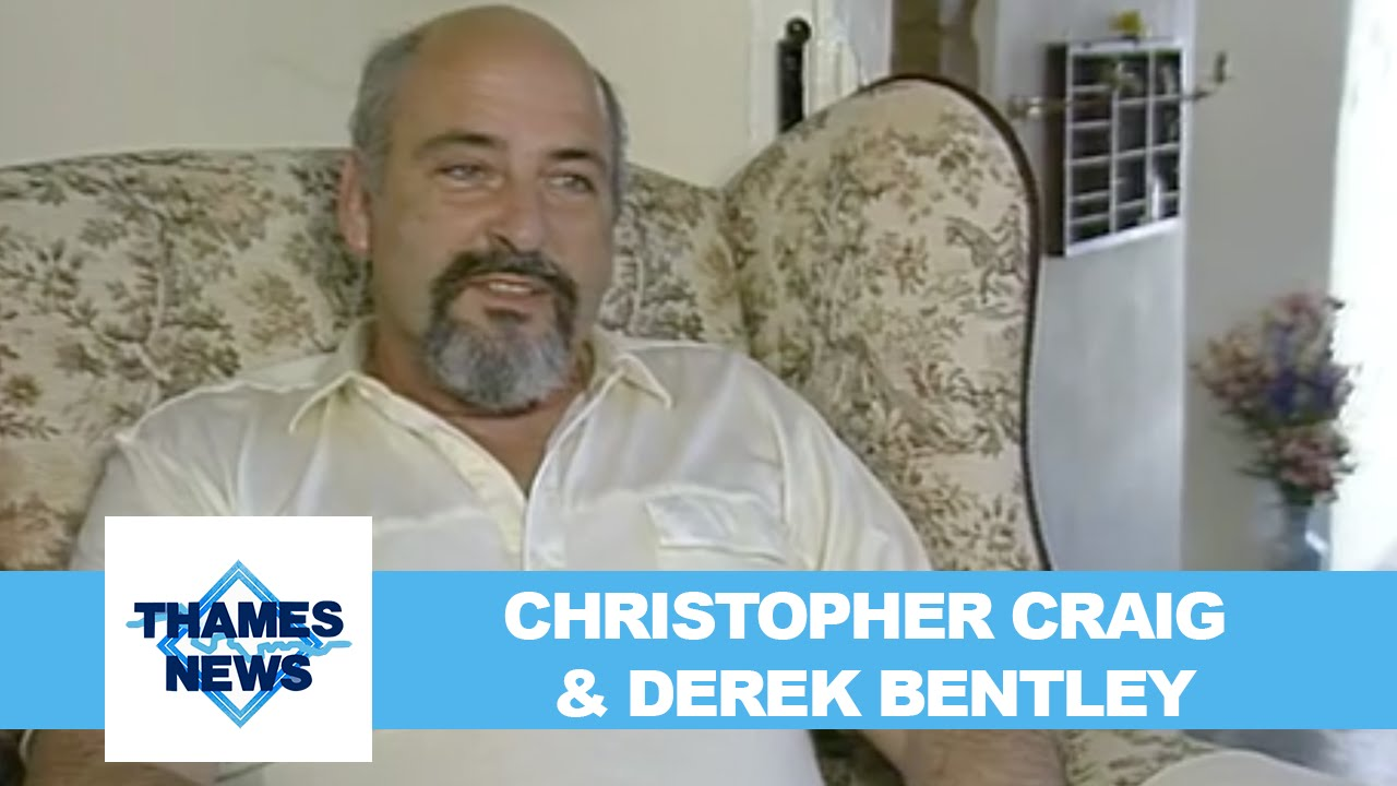 Christopher Craig Amp Derek Bentley Thames News Youtube