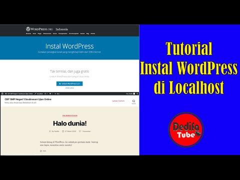 tutorial-instal-wordpress-di-localhost-xampp-|-website-offline
