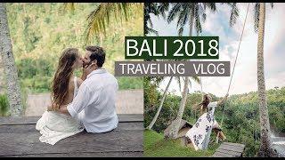 BALI TRAVEL VLOG |  TRAVELING COUPLE | ZEN HIDEAWAY SWING