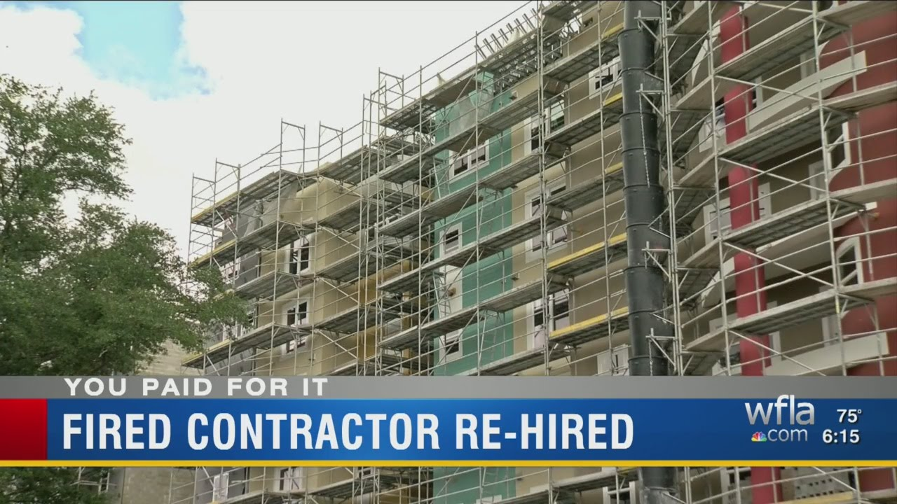 You Paid For It: Contractor With Curious Ties Finishing Tampa Housing  Authority U0027Crown Jewelu0027