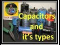 capacitor and it's type