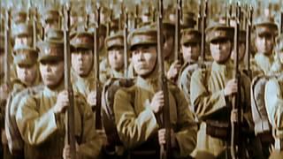 Вторая мировая война в цвете. Гроза надвигается