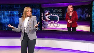 Facebook Is A Skin-Eating Robot | Full Frontal on TBS