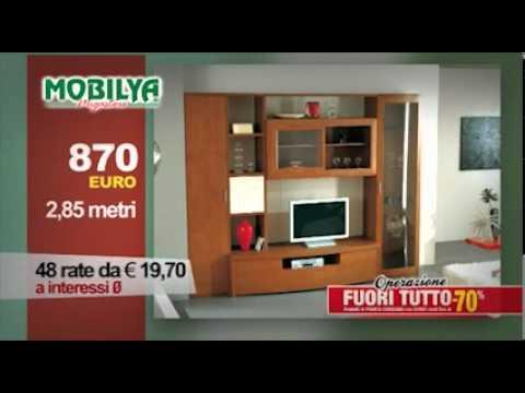 Operazione fuori tutto da mobilya mobili con sconti fino for Mobilya megastore offerte
