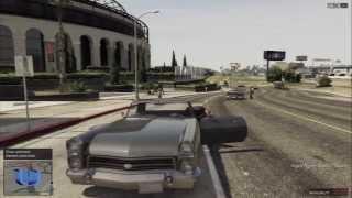 【GTA5】自爆テロ的なことをやってみた thumbnail