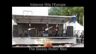 [Valence fête l'Europe] The Steady Rollin' Men