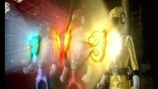 Power Rangers RPM Opening with New Theme Song