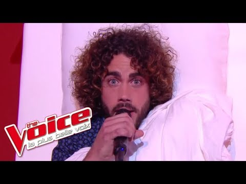 Marius « Wake Me Up, Before You Go-Go » (Wham!)   The Voice France 2017   Live