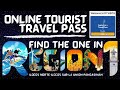 How to Apply Online Tourism Travel Pass in Region 1, Philippines - R1 VISITA Travel Request System!