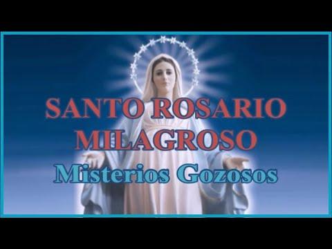 Santo Rosario Milagroso - Lunes & Sábado - Misterios Gozosos