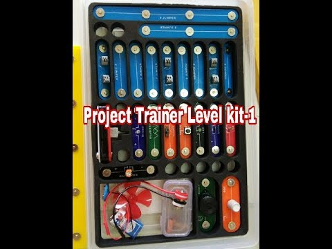 Engineering Learning project Trainer level Kit-1 | Innovative Concept | Creative Idea.