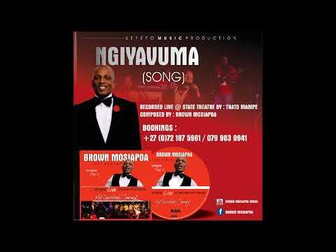 BROWN MOSIAPOA (NGIYAVUMA)