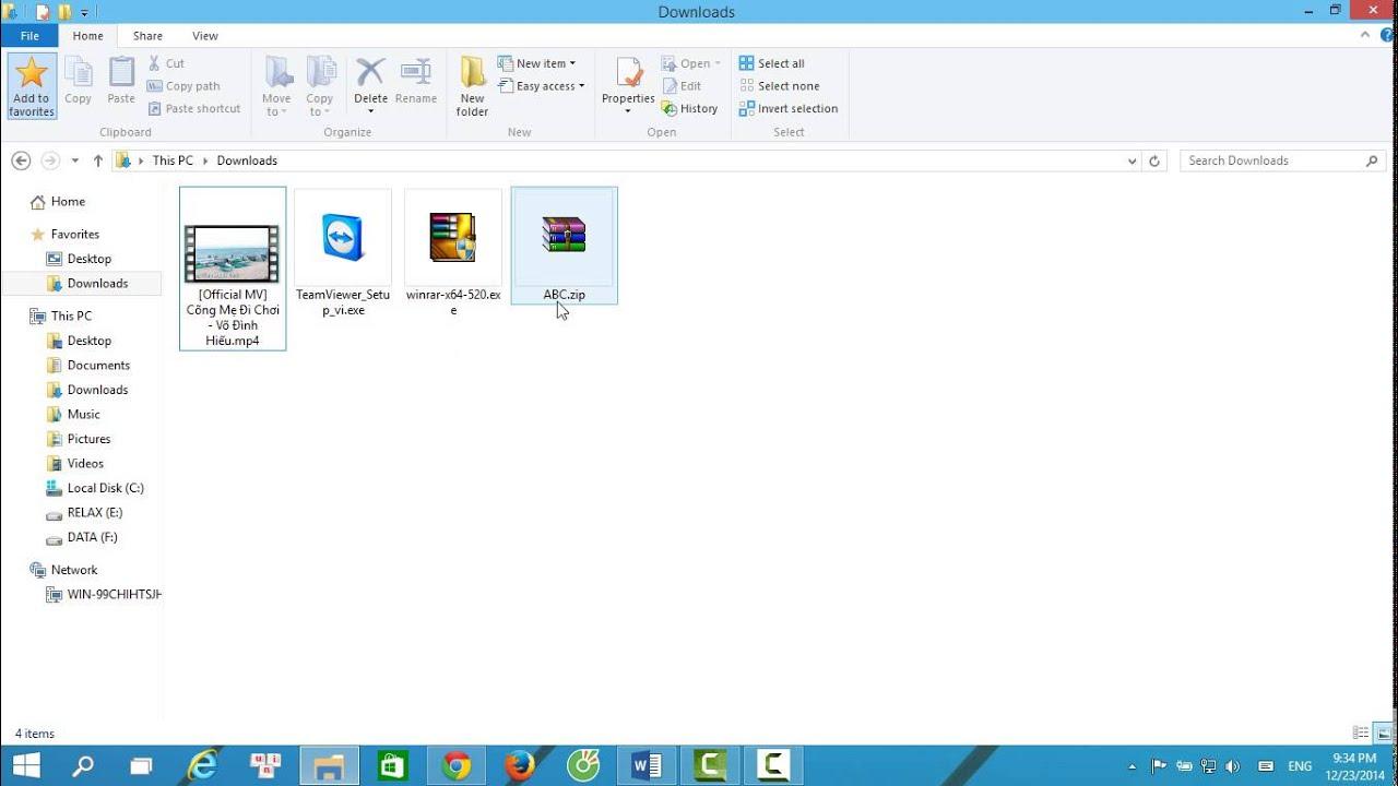 Hướng dẫn cách cài đặt thêm font chữ cho máy tính Windows