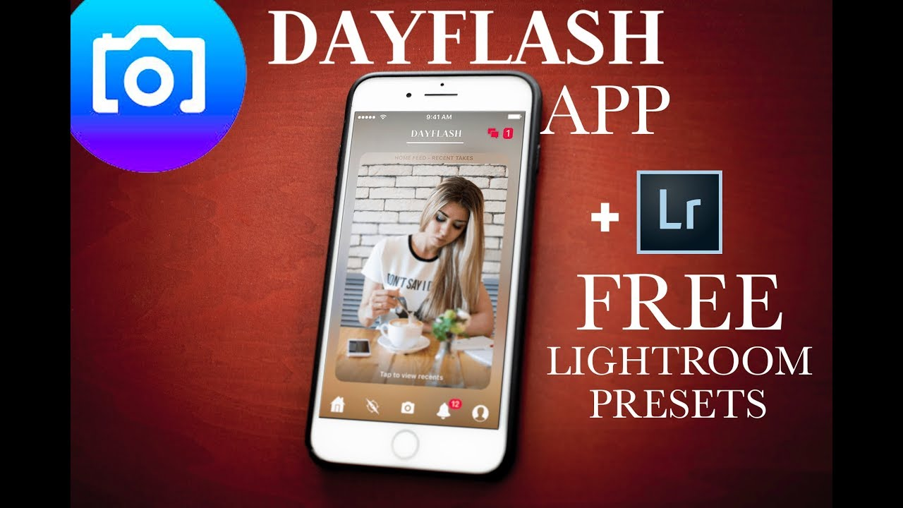 Day Flash App Review & FREE Lightroom Presets!! - YouTube
